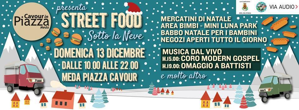 STREET FOOD SOTTO LA NEVE | Sito Ufficiale del Turismo a Monza e in ...