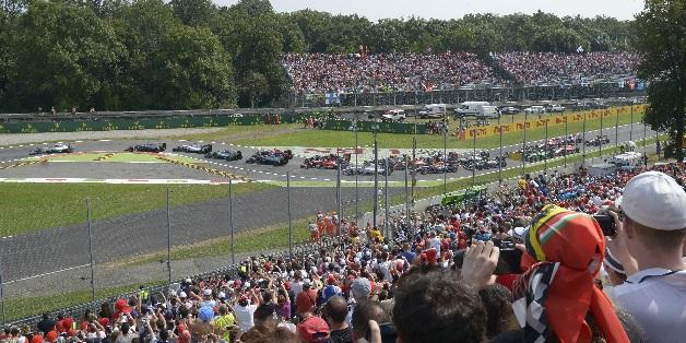 Gran Premio di Formula 1 - #Monzafuorigp