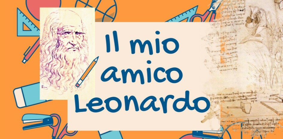Il mio amico Leonardo