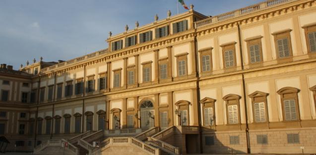 Villa Reale - credits Monza e Brianza Turismo