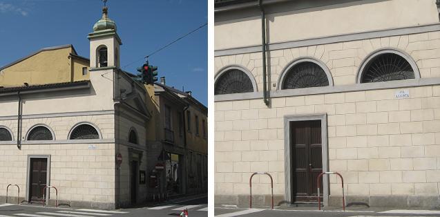Santuario della Madonna del Borgo