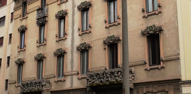 Casa Paleari (Casa delle Farfalle)