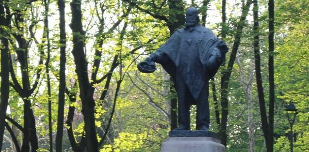 Statua di Giuseppe Garibaldi - Giardini Reali