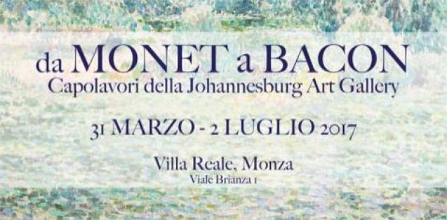 DA MONET A BACON