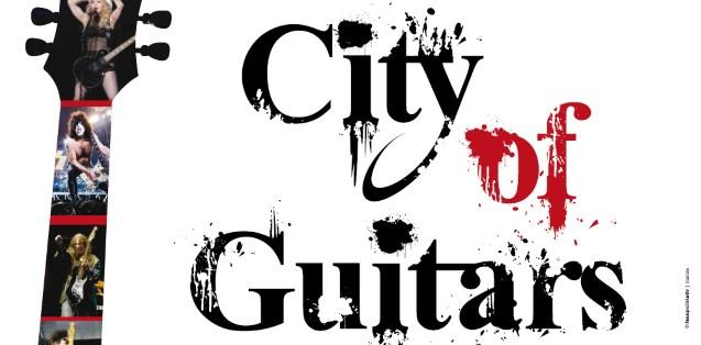 CITY OF GUITARS