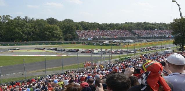 Formula 1 Gran Premio d'Italia