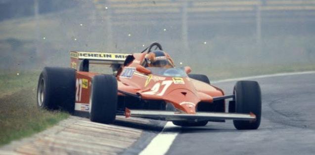 © Ercole Colombo, Gilles Villeneuve, GP di Argentina, 1981