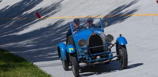 La 1000 Miglia a Monza