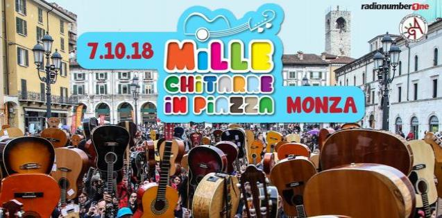 Mille Chitarre in piazza
