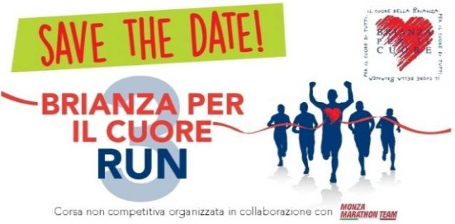 Brianza per il Cuore - Run