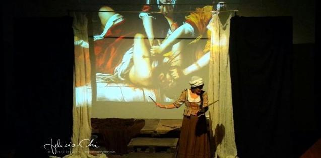 Artemisia Gentileschi. La donna, la pittoressa