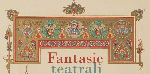 Fantasie teatrali dalle collezioni del Museo Bolshoi di Mosca